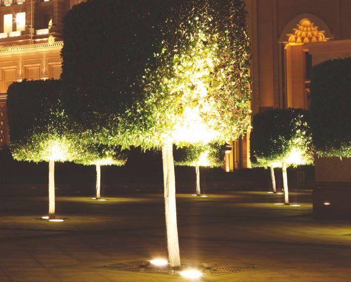 spot encastr de sol en 220v pour clairer un arbre ou un jardin walker e27 par indigo lighting. Black Bedroom Furniture Sets. Home Design Ideas