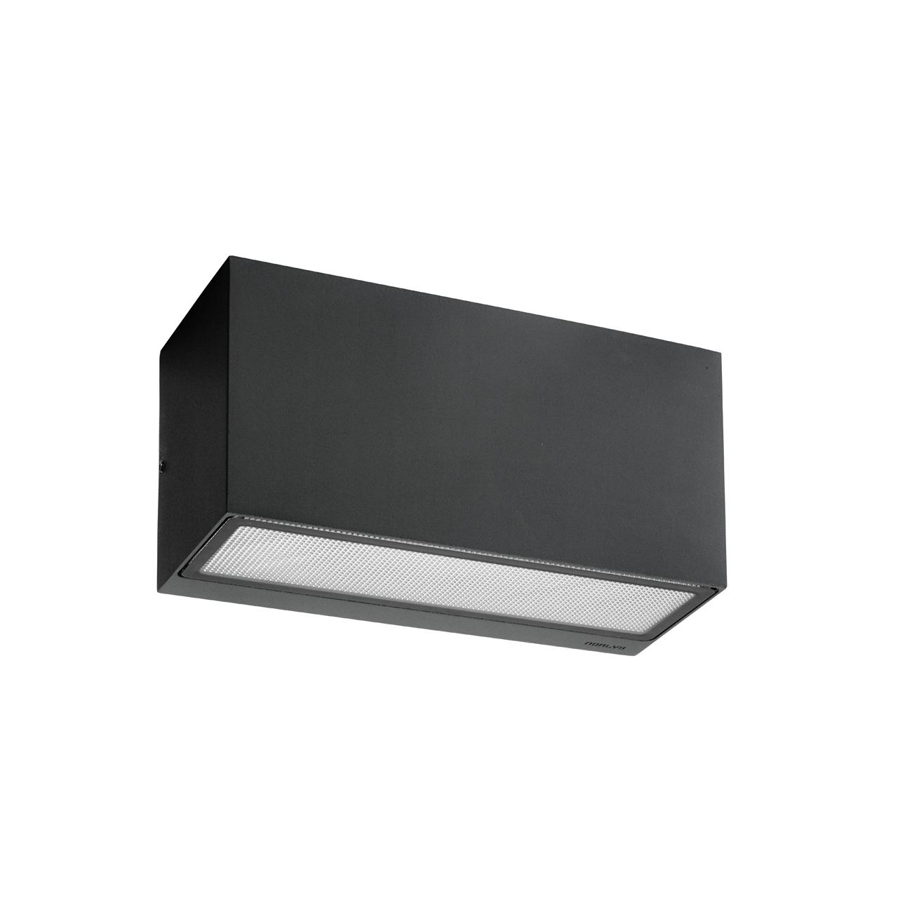 Applique Extérieure Eclairage Haut Et Bas spots et double spots à led pour éclairage de cuisine