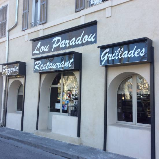 Clairage d 39 un restaurant lou paradou salon de provence - Restaurant le paradou salon de provence ...