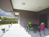 Plafonnier extérieur pour terrasse et pool house