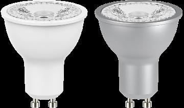 Ampoule led GU10 pour les spots de salle de bain 7.5w 3000k