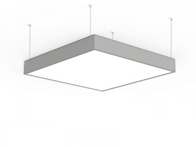 Suspension à led noire de la marque BPM Lighting  pour éclairer un dessus de comptoir ou bureau Alabama dimmable16w