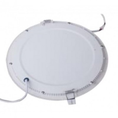 Downlight à led pour éclairage de magasin 18w 4000k extra plat