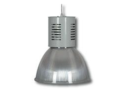 Suspension industrielle à led pour éclairer un hangar ou un magasin 54W 4000K 5000LM