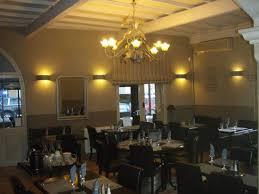 éclairage d'un restaurant Lou Paradou à Salon de Provence