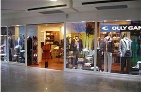 Eclairage d'une boutique de prêt à porter sur Paris OLLY GAN